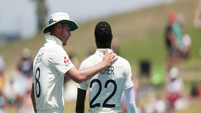 England's Archer hit with racial abuse