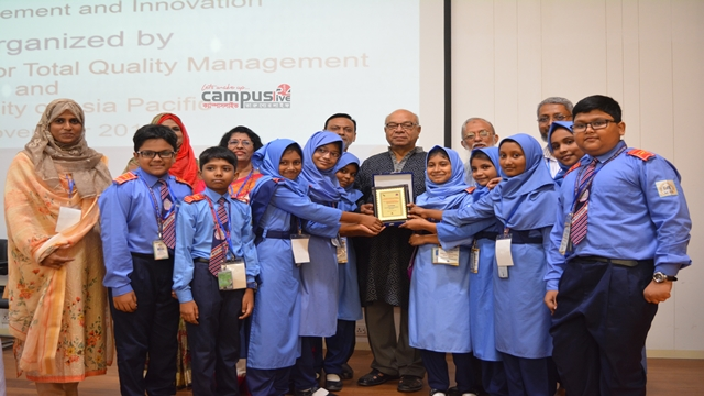 Annual Quality Convention held at UAP