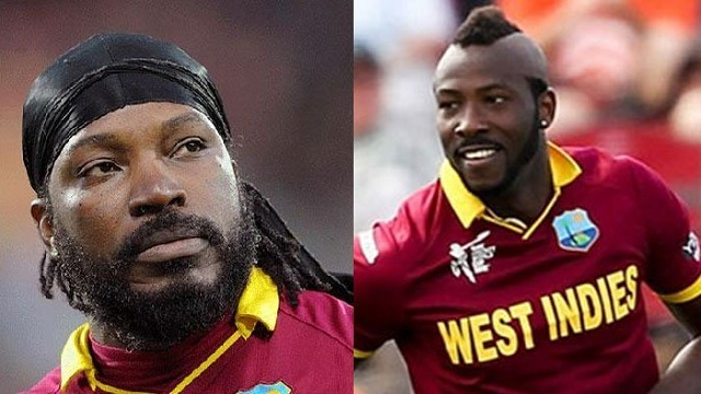 Windies name Gayle and Russell in World Cup squad