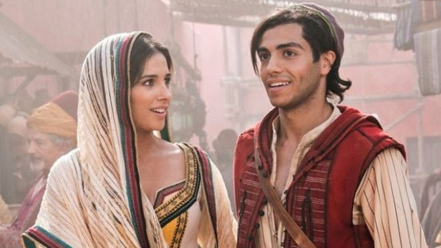 Disney's live-action 'Aladdin' casts a box-office
