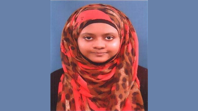 Bangladeshi student wins 'Huntley Schaller Award'