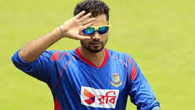 Bangladesh U19 team seeks Mashrafe's help