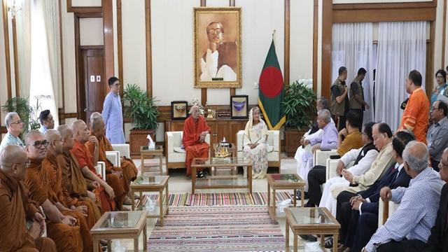 """Bangladesh sets example of religions harmony"""