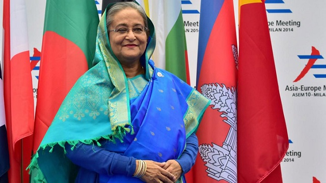 Prime Minister Sheikh Hasina off to Japan