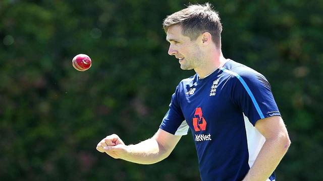 England star Woakes glad World Cup picks