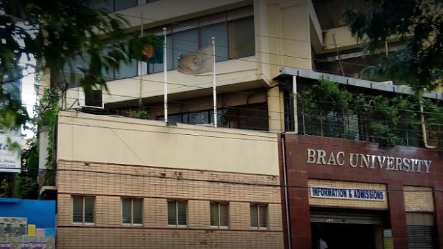 BRAC University organized Career Fair