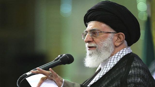 US hits Iran's supreme leader Khamenei