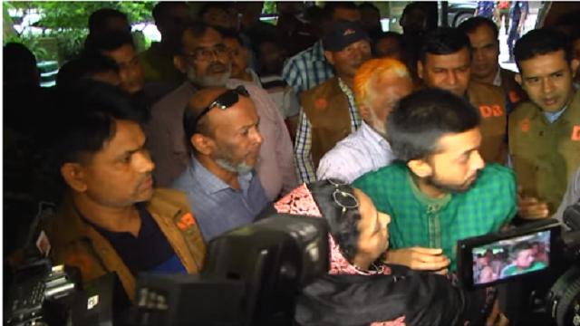 Sohel Taj's nephew rescued