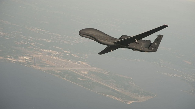 Iran says has 'indisputable' evidence US drone