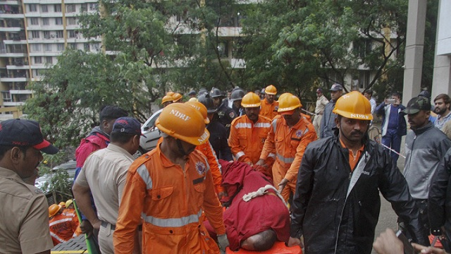 At least 15 killed in western India