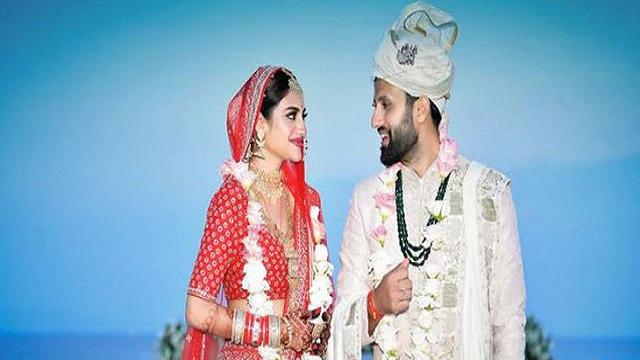 Nusrat Jahan gets married in Turkey