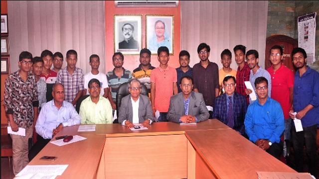 15 DU students get Jagannath Hall Scholarship