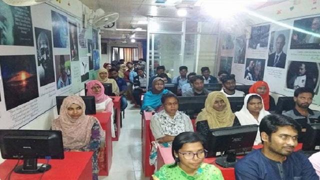 5828 multimedia classrooms installed in Rajshahi