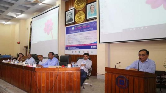 5th Int'l conference on IC4ME2 begins at RU