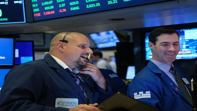 More US stock records on Fed optimism