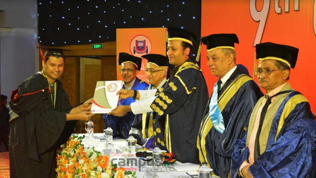 9th Convocation of UAP Held
