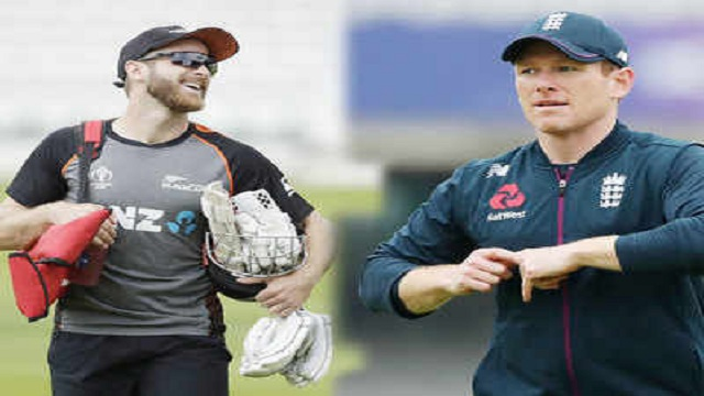 England face day of destiny in WC final against New Zealand