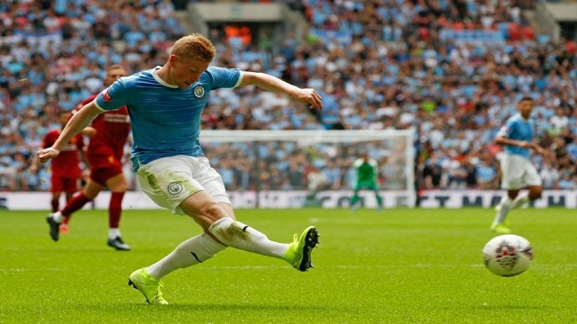 De Bruyne back to drive City's title defence