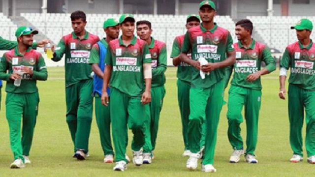 UK U-19 Tri-nation: Bangladesh, England match
