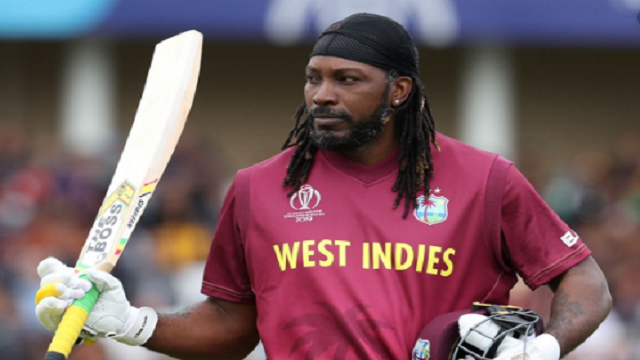 Windies resist sentimental Gayle Test recall