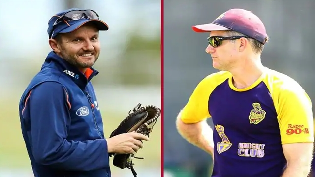 Hesson, Katich join IPL's Bangalore franchise