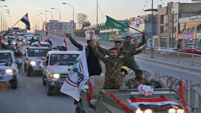 Iraq paramilitary chief walks back accusations