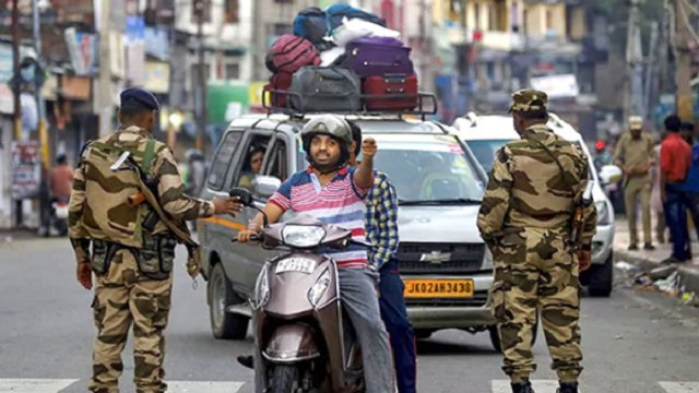 Kashmir curfew to be eased for Friday prayers