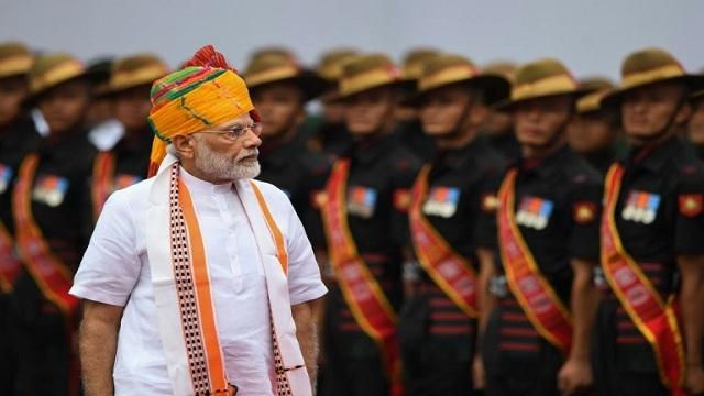 India's Modi hails 'path-breaking' Kashmir