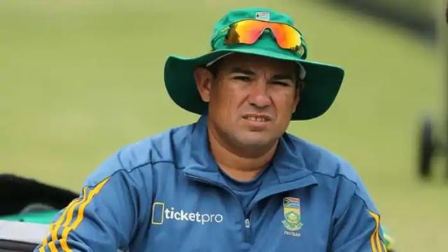 Russell Domingo named Bangladesh coach