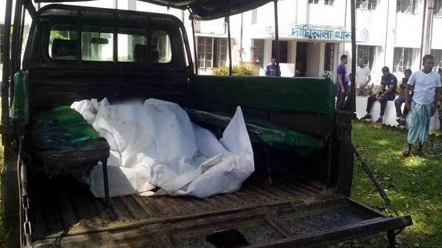 3 terrorists killed in gunfight
