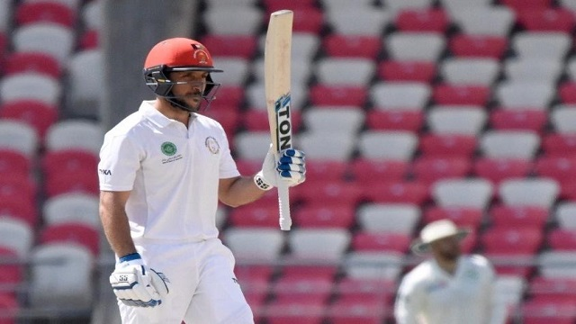 Rahmat proud to be first centurion