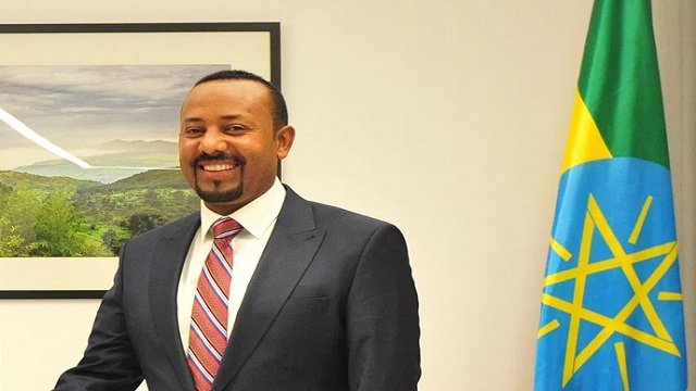 Abiy Ahmed wins 2019 Nobel Peace Prize