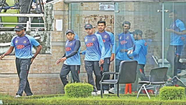 Focus returns to cricket