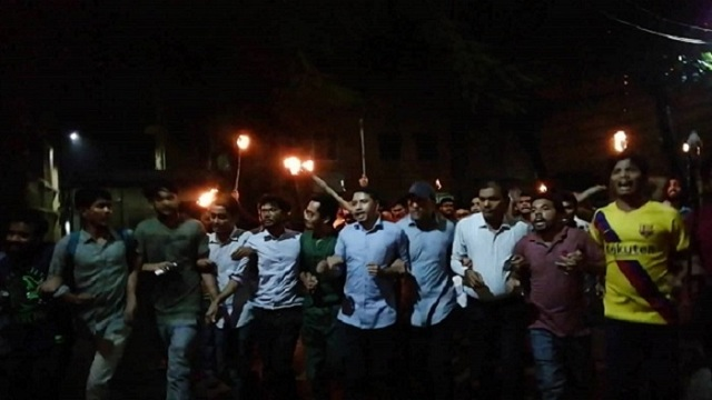 Abrar Fahad killing sparks student protests at JnU