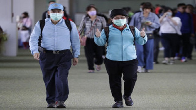 China virus toll jumps to 25 dead