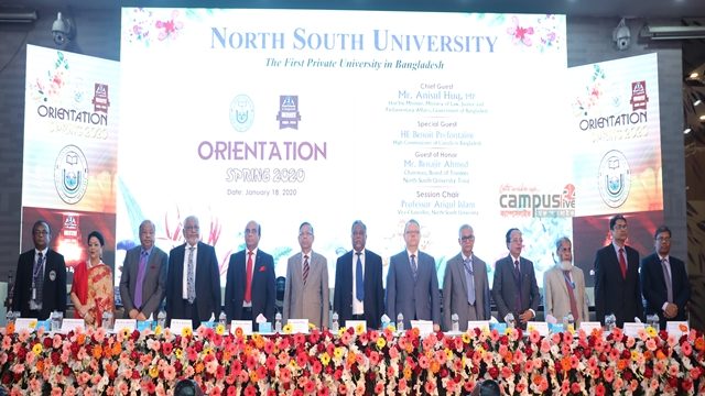 Orientation Program held at NSU