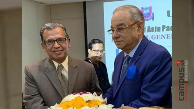 Shafi Sami elected Chairman of UAP Foundation