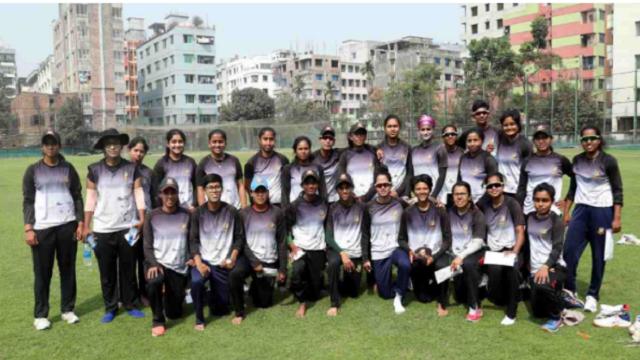 BCB announces women cricket teams for BD Games