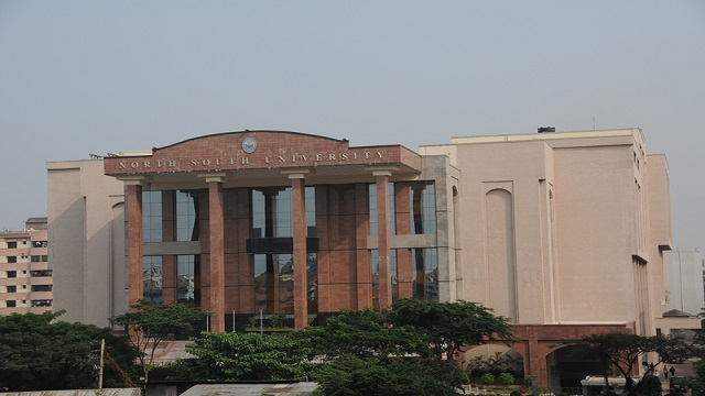 North South University tops the QS World Rankings