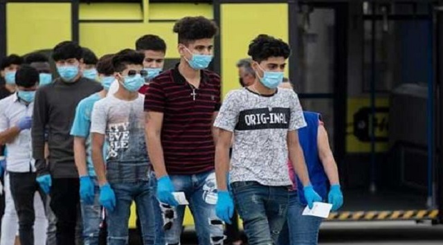 144 Bangladeshis found in truck in North Macedonia