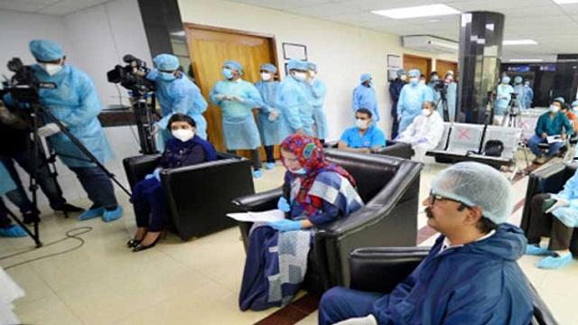 United efforts of govt, private hospitals to beat coronavirus soonsh