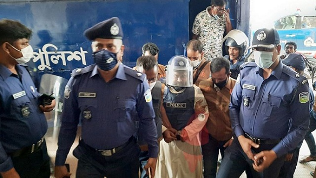 30 people held after Muslim devotees clash with police in Ctg
