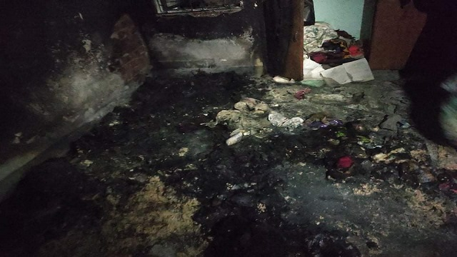 Fire at Dhaka University's Sufia Kamal Hall