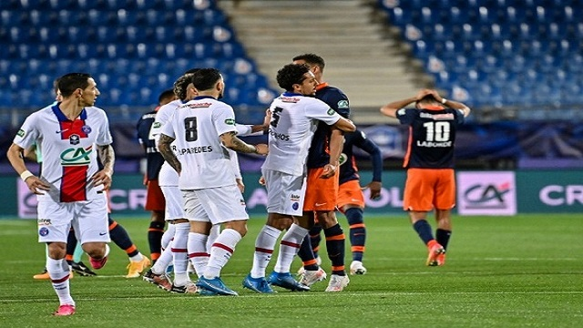 PSG edge out Montpellier on penalties to reach French Cup final